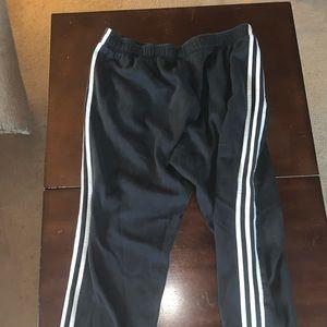 Men's Adidas fleece sweatpants